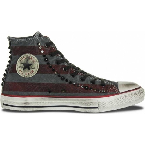 Converse All Star CT Hi Washed Turtledove/charcoal 136717C
