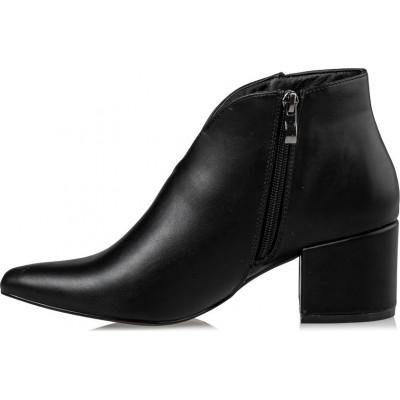 Envie Γυναικείο Μποτάκι V65-10027-34 Black ΓΥΝΑΙΚΑ