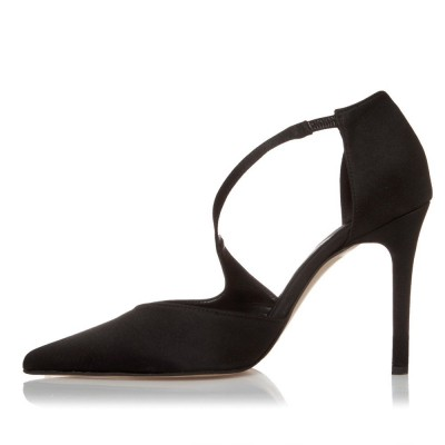 Sante Pumps 20-558-01 Black ΓΥΝΑΙΚΑ