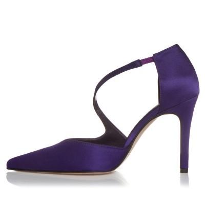 Sante Pumps 20-558-02 Purple ΓΥΝΑΙΚΑ