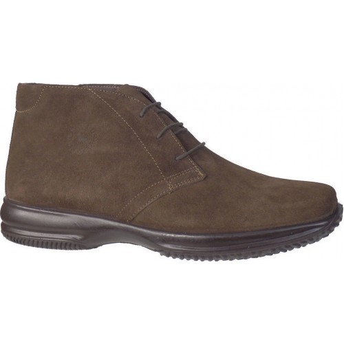 Boxer 12066-60-014 Brown Suede ΑΝΤΡΑΣ