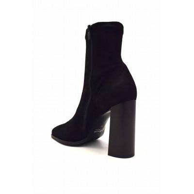 Sante Booties 20-527-01 Black ΓΥΝΑΙΚΑ