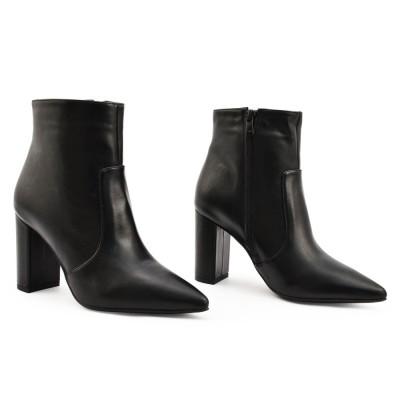 Sante Booties 20-532-01 Black ΓΥΝΑΙΚΑ