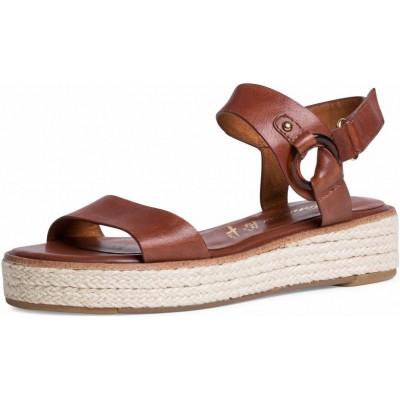 Tamaris 1-28235-26 306 Brandy Sandals  ΓΥΝΑΙΚΑ