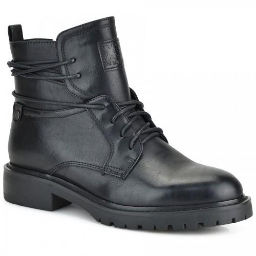 Xti biker boot 44761 Black