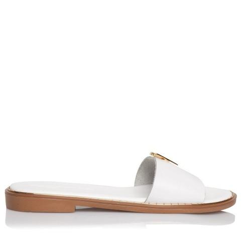 Sante Sandals 20-283-09 White