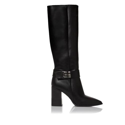 Sante Boots 20-538-01 Black ΓΥΝΑΙΚΑ