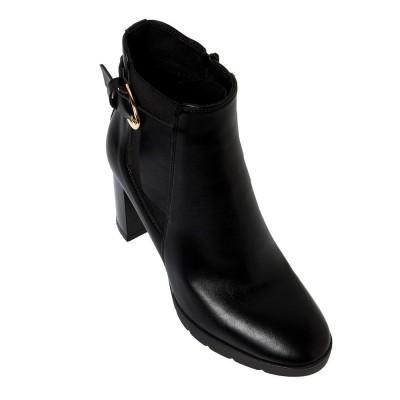 Sante Booties 20-516-01 Black ΓΥΝΑΙΚΑ
