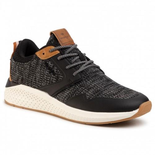 Ανδρικά Sneakers WRANGLER Sequoia WM01072A-062 Black