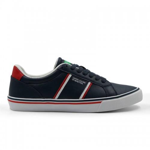 Sneaker United Colors of Benetton Crispy Ltx BTM110220-3251 Navy