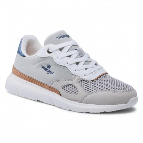 Ανδρικά Sneakers WRANGLER Cruise WM11050A-055 Grey