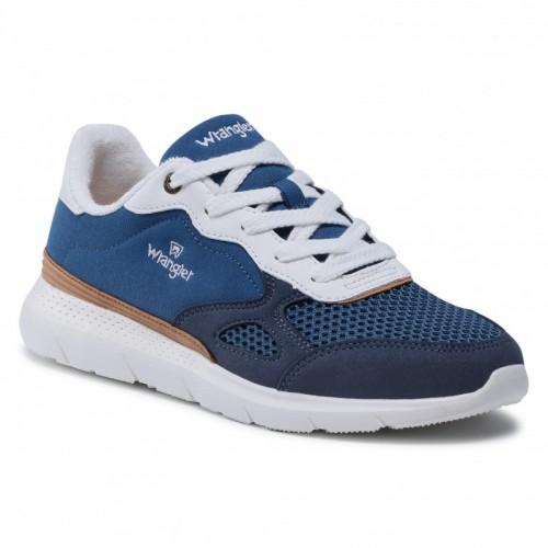 Ανδρικά Sneakers WRANGLER Cruise WM11050A-016 Navy