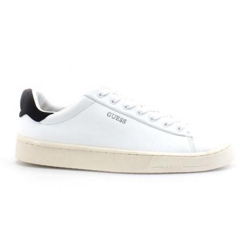 Guess Ανδρικό Sneaker Λευκό FMVIC8LEA12-WHIBL