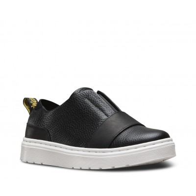 Womens BLACK Dr. Martens Lylah Shoes 22223001 Φθινόπωρο - Χειμώνας