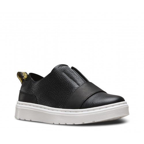 Womens BLACK Dr. Martens Lylah Shoes 22223001