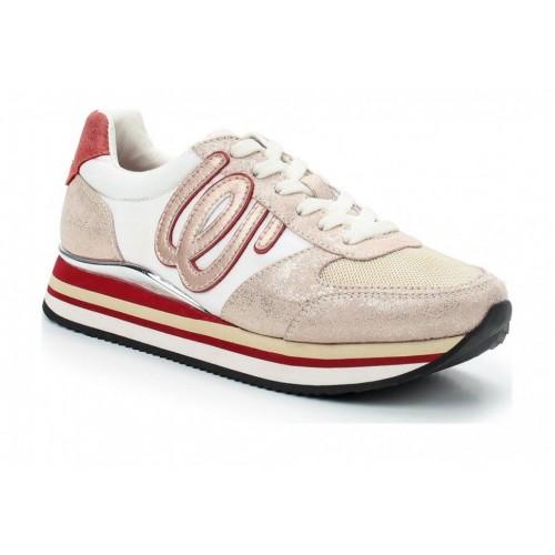 Sneakers Wrangler WL-181547-263 PLATINUM ΑΝΟΙΞΗ-ΚΑΛΟΚΑΙΡΙ