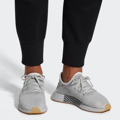 Adidas Originals - Deerupt Runner Light Grey CQ2628 Adidas