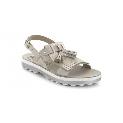 Fantasy Sandals S 9010 GREY GLITTER ΑΝΟΙΞΗ-ΚΑΛΟΚΑΙΡΙ