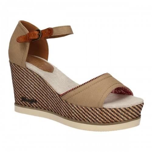 11903e082b Wrangler Women Sandals WL171681 Jeena Taupe
