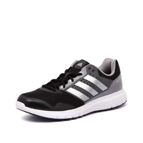 ca471524354 Men Adidas - Duramo 7 Black - White B33550 Ανδρικό Μαύρο Ασημί - Λευκό  ΑΝΤΡΑΣ