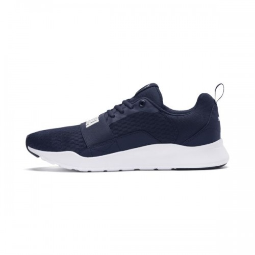 592eac4de9d Men's Puma Wired Sneakers | 366970-03 Ανδρικό Μπλε ΑΝΤΡΑΣ