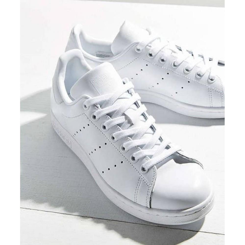 ... Kid s Adidas Originals Stan Smith Total White S76330 8ae6069f1c2