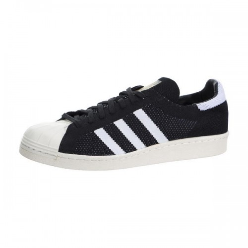 f8f72b071bd Men Adidas Originals - Superstar 80s Primeknit S82780 Sneakers Ανδρικό  Μαύρο - Λευκό ΑΝΤΡΑΣ