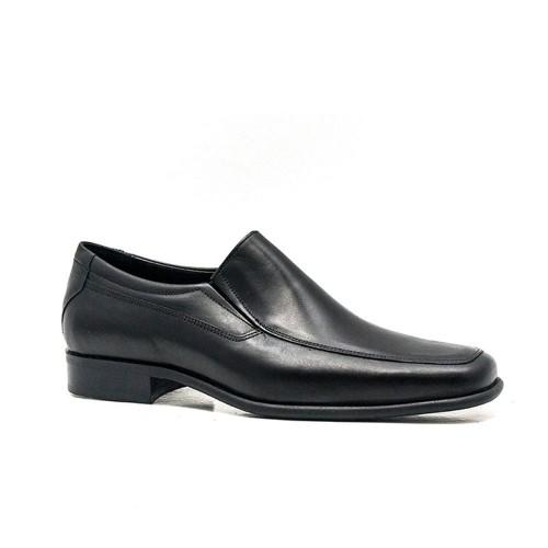 Ανδρικά Σκαρπίνια Damiani 151 Leather Black ΑΝΤΡΑΣ 24fe3f9a3b6
