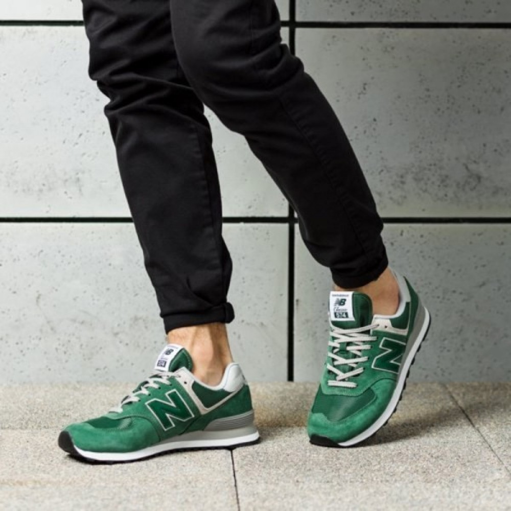 hot sales d4d13 63748 New balance Ανδρικό ml574egr green