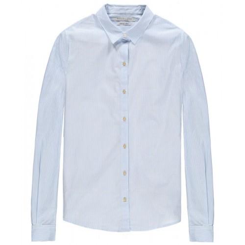 Maison Scotch Iconic Maison Preppy Shirt 127814-A ΡΟΥΧΙΣΜΟΣ