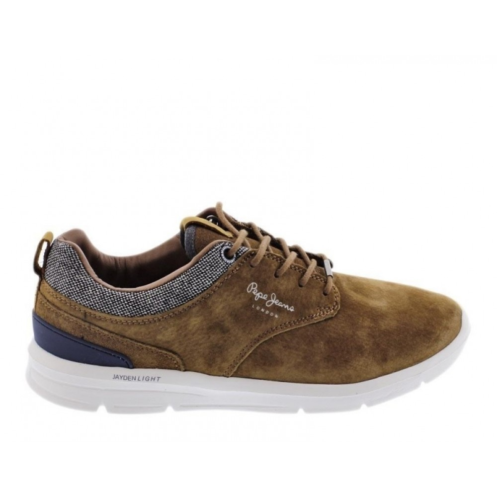 c230994bfd0 Ανδρικά Παπούτσια Pepe Jeans Jayden Suede PMS30389 884