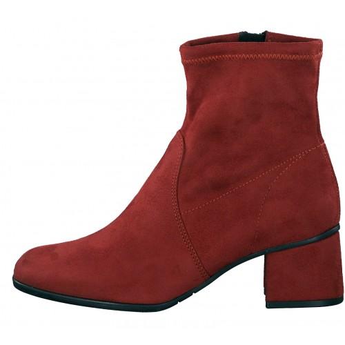 7380d1ddcb Tamaris 1-25945-21-515 Bordeaux Booties