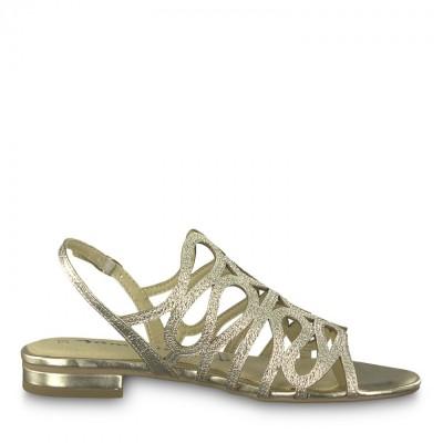 Sandals Tamaris 1-1-28214-22 966 Gold ΓΥΝΑΙΚΑ