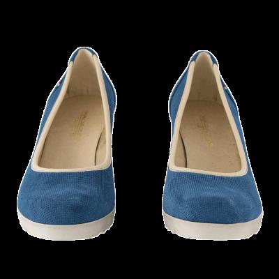 Γυναικεία πλατφόρμα ragazza - 0920 Blue ΓΥΝΑΙΚΑ
