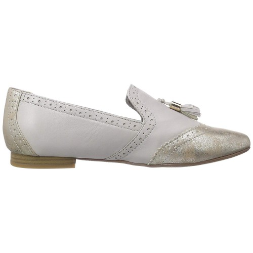 Tamaris 1-24214-24 186 Women's Off White Loafers