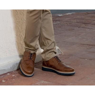 Commanchero 91620-526 Tabac Ανδρικά Παπούτσια ΑΝΤΡΑΣ